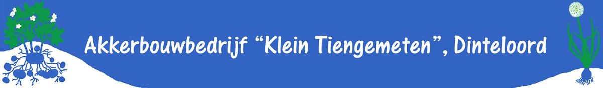 "Akkerbouwbedrijf ""Klein Tiengemeten"", Dinteloord"